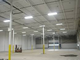 industrial warehouse lighting